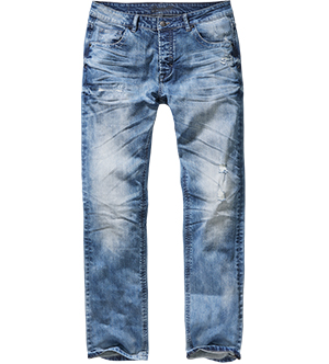BRANDIT Will Denim Jeans Blue