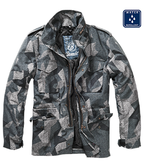 Pánská bunda BRANDIT M65 Fieldjacket Classic - nightcamo digital