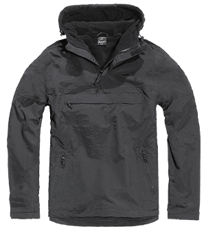 Pánská bunda BRANDIT WINDBREAKER Black