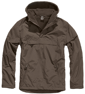 Pánská bunda BRANDIT WINDBREAKER Brown