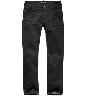 BRANDIT Mason Denim Jeans Black